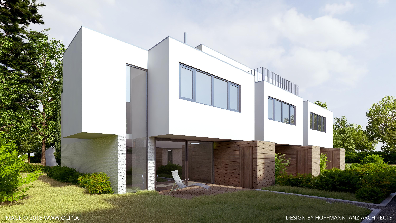 Dumreichergasse Haus 4 ++ Exklusive Wohnhäuser bei der Lobau ++